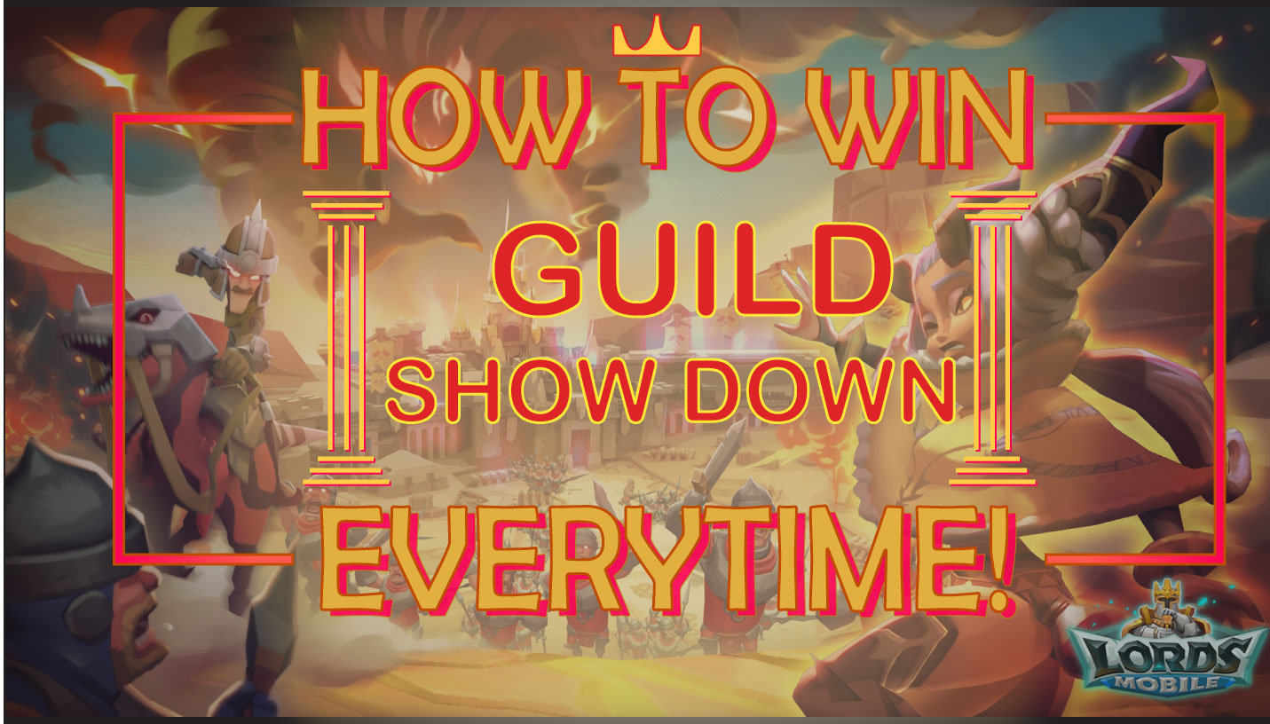 How to Win Guild Showdown